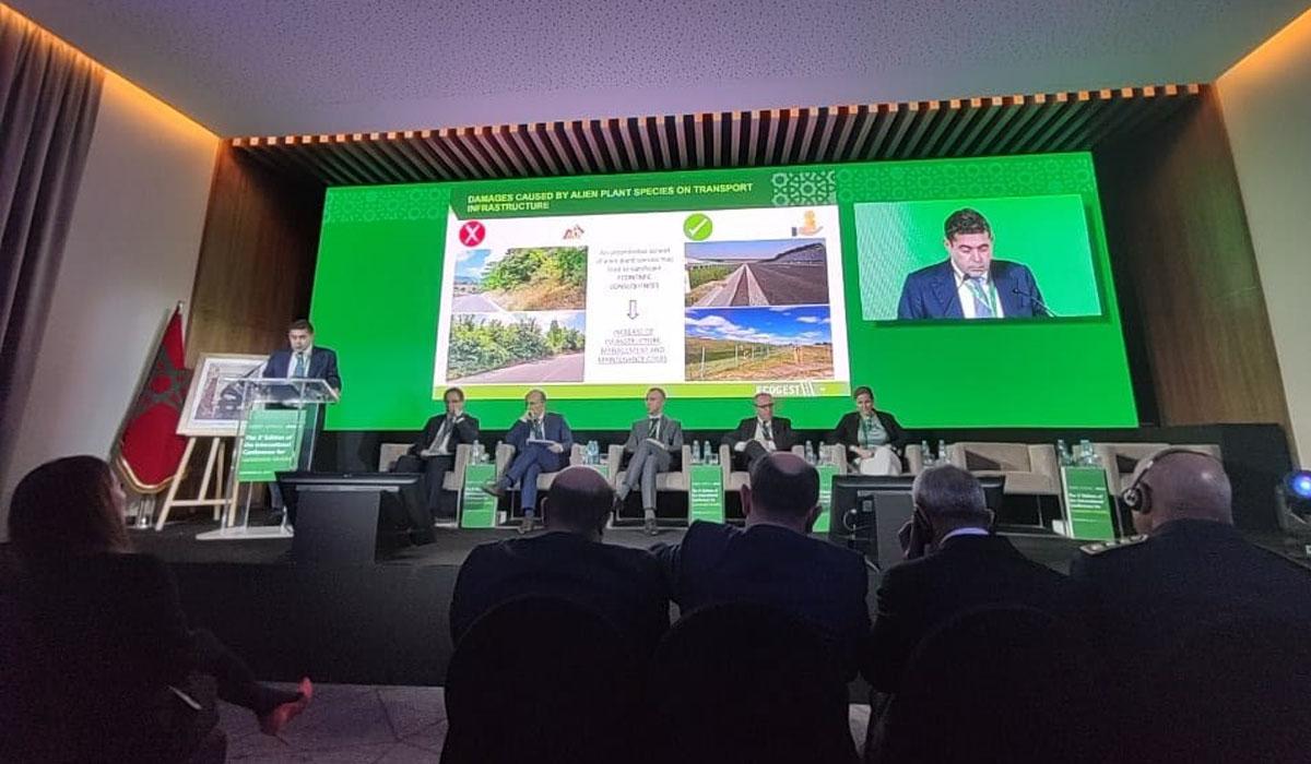 L'intervento di Valerio Molinari di Ecogest alla terza Conferenza Internazionale sulla Mobilità Sostenibile a Marrakech