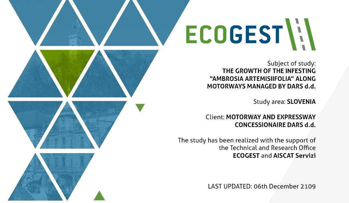 Incontro in Slovenia tra i vertici Ecogest e i dirigenti dei servizi manutenzione della Dars