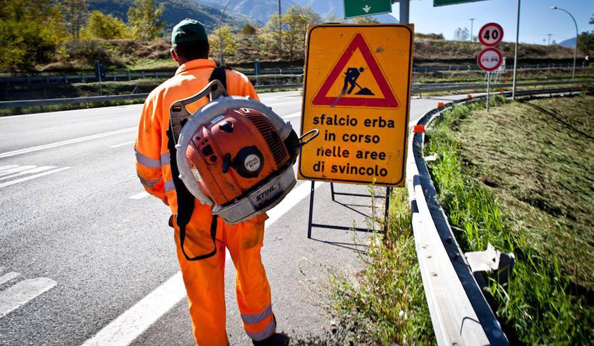 Ecogest SPA aumenta del 20% la retribuzione dei propri uomini impegnati lungo il sistema infrastrutturale italiano