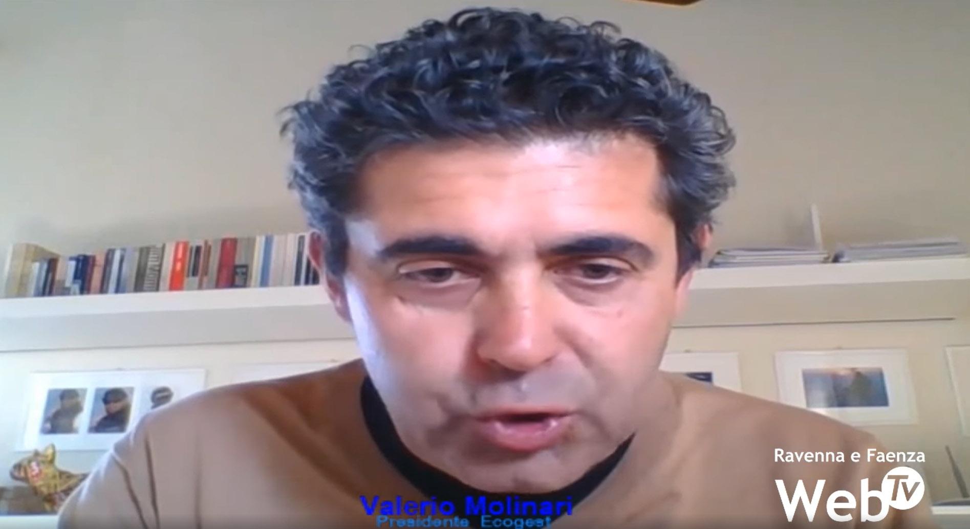 RavennaWebTv intervista Valerio Molinari: al via il progetto welfare di Ecogest