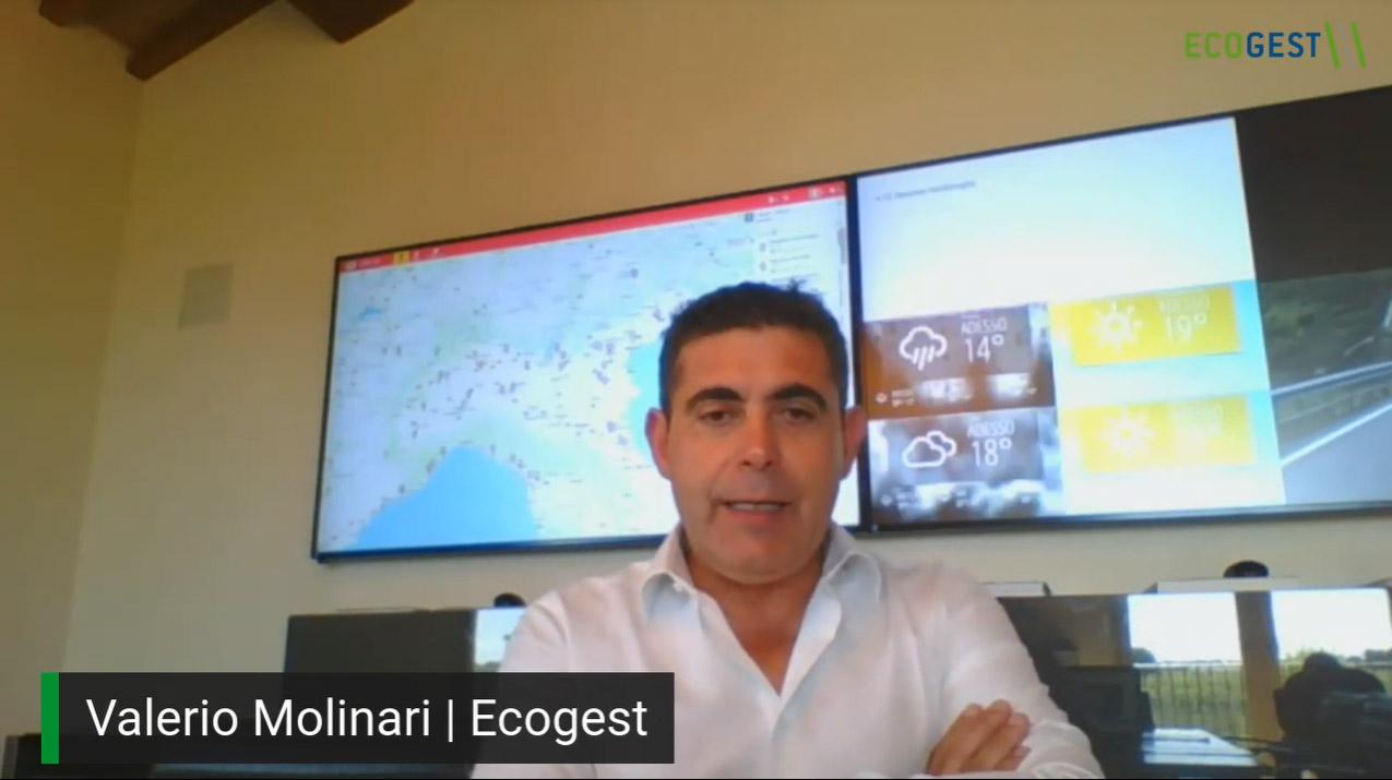 Ecogest compie 25 anni: intervista a Valerio Molinari