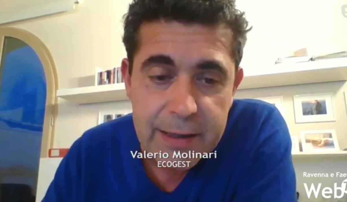 Ravenna Web Tv intervista Valerio Molinari in merito alla donazione di tablet ai figli degli operai che ne sono sprovvisti e le altre future iniziative