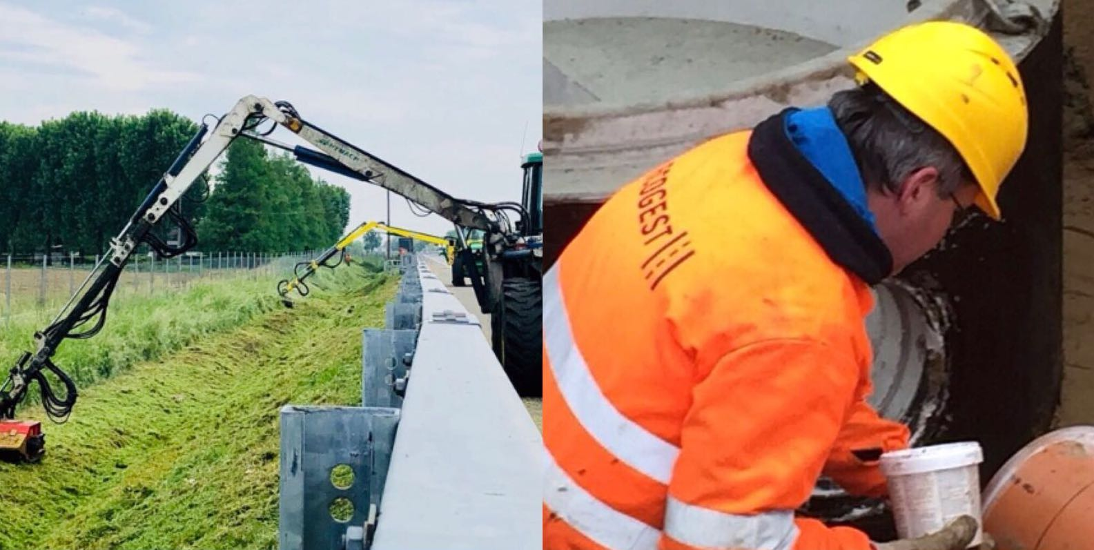 Piena operatività per Ecogest sui cantieri italiani ed esteri