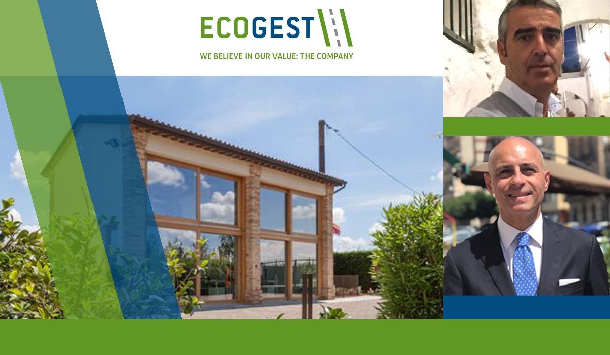 Ecogest vara nuovo assetto organizzativo con nomina Direttore Generale e Direzione Estero