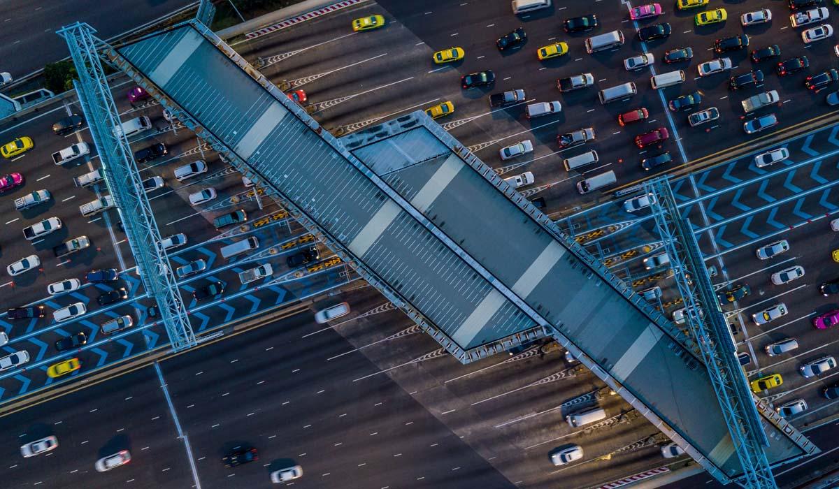 In Italia si creerà elettricità dalle frenate delle auto ai caselli autostradali