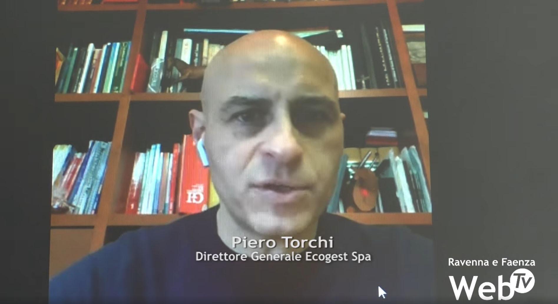 Ravenna WebTv intervista a Piero Torchi: Ecogest aumenta le retribuzioni ai dipendenti