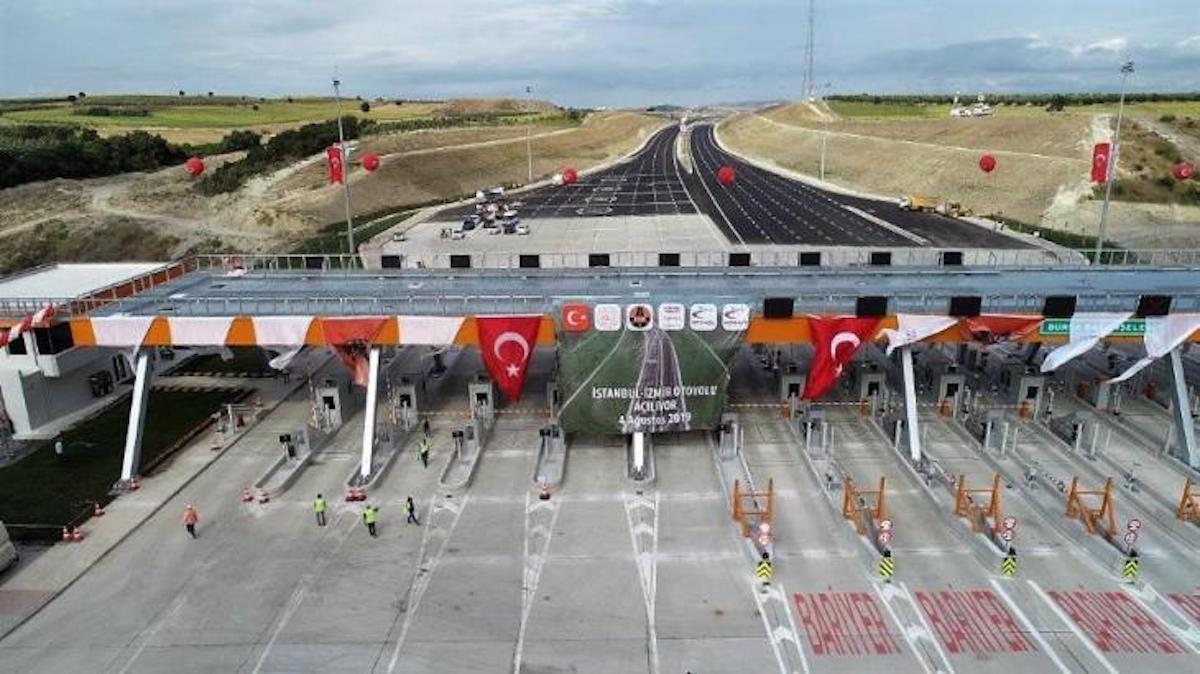 Turchia: inaugurata Autostrada Gebze-Orhangazi-Izmir